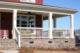 of PermaWrap PVC Porch Columns Column Wrap