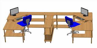 petit bureau de travail angle ordinateur lepolyglotte petit bureau de travail mobilier