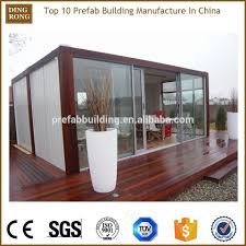 100 Container House Price 40ft Prefabricated Puerto Rico Luxury Container House Price