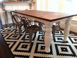 Diy Rustic Dining Room Table Awesome Fascinating Paint 41 About Remodel