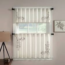 Tier Curtains 24 Inch by Small Window Curtains Up To 36 In Long Hayneedle