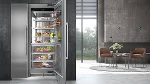 side by side kühlschränke im test küchen staude
