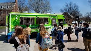 100 Green Food Truck Maryland Today The Stops Hereand The Line Instantly