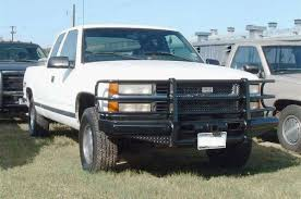 100 1998 Chevy Truck For Sale Ranch Hand FBC881BLR Legend Silverado 150025003500 Front