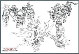 Lego Coloring Pages Ninjago Fresh Movie Or Kai Zx