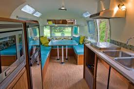 100 Inside An Airstream Trailer Vintage And Rentals For A Glamping Vacation