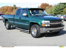 2000 Chevrolet Silverado 2500 LT Extended Cab 4x4 In Meadow Green ... 2000 Chevrolet Silverado 2500 74l 4x4 2001 Z71 Personal 6 Rcx Lift Ntd 20 Ls Pickup Truck Item I9386 Hd Video Chevrolet Silverado Sportside Regular Cab Red For Used Chevy S10 Trucks Truck Pictures 1990 Classics For Sale On Autotrader 1500 Extended Cab 4x4 In Indigo Blue Malechas Auto Body Regular Metallic 2015 Double Pricing For Rear Dually Fenders Lowest Prices Biscayne Sales Preowned