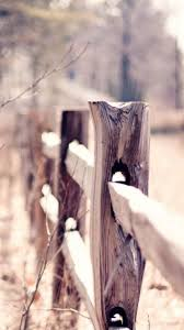 Country Suburban Forest Fence Bokeh IPhone 6 Plus Wallpaper
