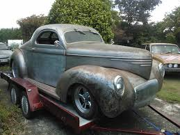 100 1941 Willys Truck Stolen All Steel Coupe By StreetRoddingcom