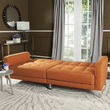 Safavieh Soho Tufted Foldable Sofa Bed Modish Store