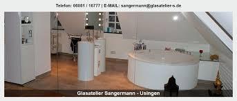 glas bei limburg lahn glasatelier sangermann esg