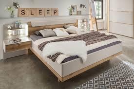 wiemann schlafzimmer catania chagner eiche möbel letz