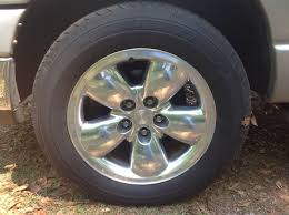 Dodge Ram 1500 Questions - Will My 20 Inch Rims Off My 2009 Dodge ...