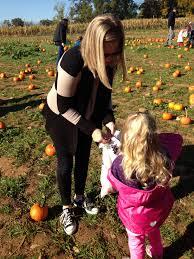 Nj Pumpkin Picking by Pumpkin Picking Fun At Wightman U0027s Farm Little Footprints