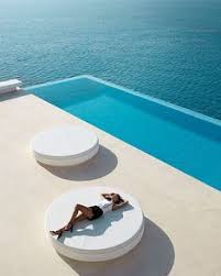 Futuristic Furniture Modern Pink Pool Chairs Available At Property Propertyfurniture Outdoor Cloe Cha