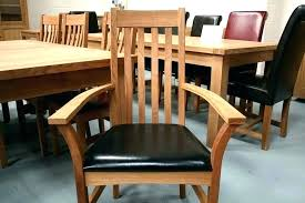 Oak Chairs For Dining Table Room Sale Solid
