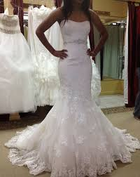 Love The Shash On This DressFound Weddingbee