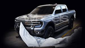 100 Blue Oval Truck Parts Is This The NextGeneration Ford Ranger MotorTrend