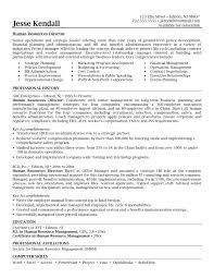 Download Sample Resume Hr Generalist Human Resources Graduate Cv Of Director