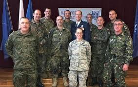La Air Guard officer helps establish NATO led unit in Poland