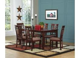 Badcock And More Living Room Sets by Gilmore Table Seat 6 Badcock Furniture 398 Kitchen And