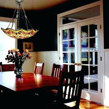 Good Stained Glass Dining Room Light Fixtures For Table