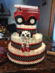 Fire Truck Diaper Cake | Halloween Baby Shower | Pinterest | Fire ... Fire Truck Baby Shower Invitation Etsy Thank You Card Decorations Ideas Barksdale Blessings Firefighter Invitations Unique We Still Do New Cards For Theme Babyshower Cakecentralcom Truckbaby Shower Cake Fighter Boy Pinterest The Queen Of Showers Dalmations Firetrucks Cake Queenie Cakes