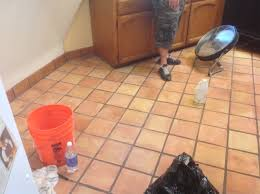 Saltillo Tile Cleaning Los Angeles by Antique Saltillo Floor Cleaning U0026 Refinishing In Santa Cruz Ca