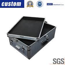 100 Custom Truck Tool Boxes Hot Item HighGrade Beautiful Aluminum Alloy DVD CD Storage Box