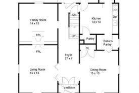 American Foursquare Floor Plans Modern by American Foursquare House Plans Apartments Four Square House