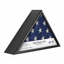 Mainstays Flag Display Case