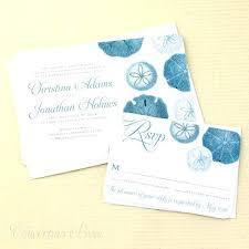 Aquarium Themed Wedding Invitations Concertina Profile Image Tropical