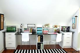bhg style spotters built in office desk plans home office built in