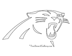 13 Carolina Panthers Coloring Pages