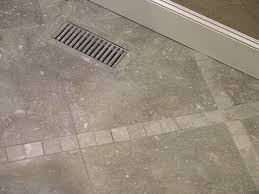 custom heat registers tile lines