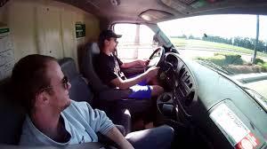 Driving The U-HAUL Truck - YouTube