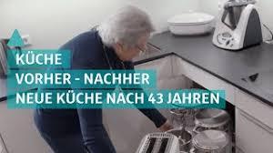 küchen vorher nachher neue küche nach 43 jahren