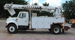 1999 International 4700 Digger Derrick Truck | Item G5391 | ...