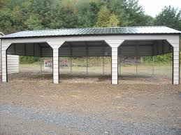 10x20 Storage Shed Kits by Carports Metal Building Kits Steel Carport Kits Metal Storage