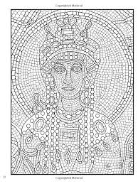 30 Best Adult Coloring Pages TILES Images On Pinterest