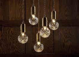 clear bulb pendant