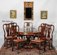 Antique Oak Dining Room Table And Chairs Dining Tables ...