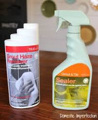 the easiest way to tile a backsplash grout paint grout and cleaning