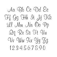 letter stencils Stencils Alphabet Stencils