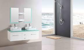 Double Vanity Small Bathroom by Bathroom Modern Bathroom Design With Black Floating Bathroom