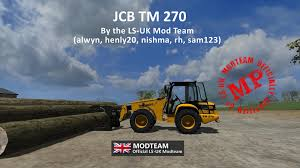 ls uk jcb tm270 manitou reskin mod fs mods at farming