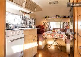 Cute Retro Airstream Airbnb