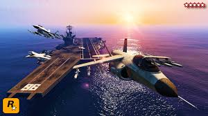 100 Aircraft Carrier Interior GTA 5 Heists Update Rumor Of May