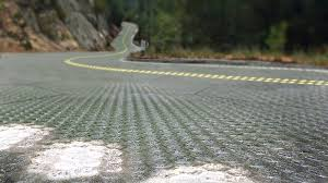 Tile Tech Cool Roof Pavers by U S U0027s First Public Solar Road Will Roll Out On Route 66 Curbed
