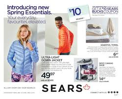 Sears Canada Bathroom Rugs by Sears Flyer March 16 To 22